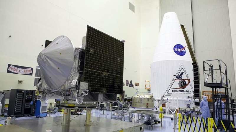Nasa Says Asteroid Mission Still on Track Despite SpaceX Rocket Explosion