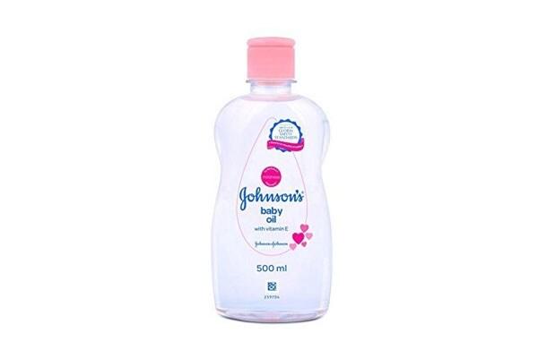 Johnson's Baby Oil with Vitamin E