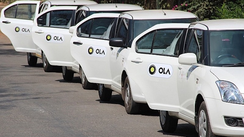 Ola's New Notification Features to Keep Users Informed About Availability, Surge Pricing