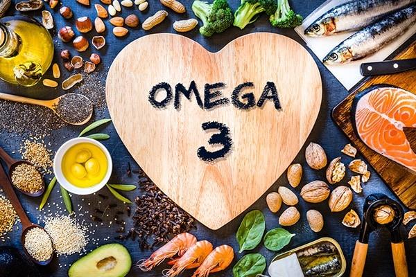 Omega 3 for hair health 1616686944447