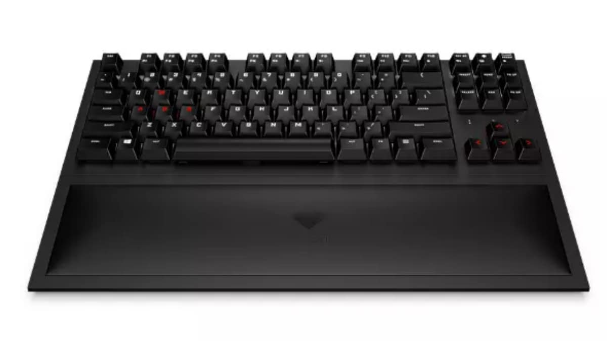 Omen Spacer Wireless TKL Keyboard HP Omen Keyboard