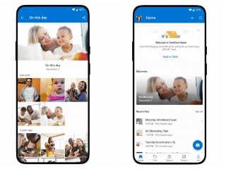 Microsoft OneDrive for Android Update Brings New Home Screen, Playback for Samsung Motion Photos and 8K Videos