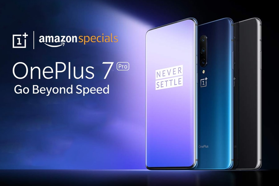 OnePlus 7 Sale Today At 12 Noon on Amazon: OnePlus 7 Price in India, Specifications, Offers