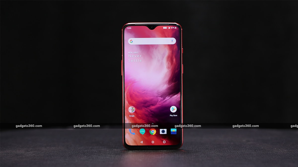 OnePlus 7 Starts Receiving OxygenOS 9.5.8 Update With August Android Security Patch, Optimisations, Fixes