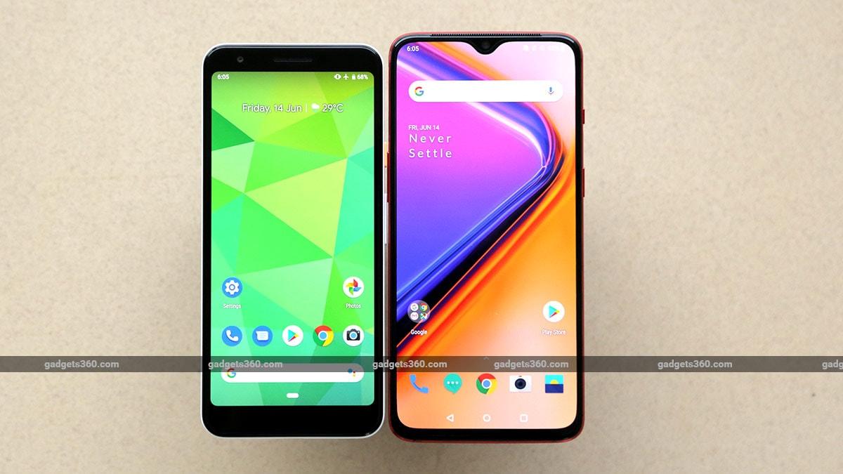 OnePlus 7 vs Google Pixel 3a Camera, Performance, Battery Life