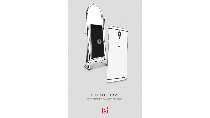 OnePlus 3T Launch Teaser Hints at Flagship's Design and Name