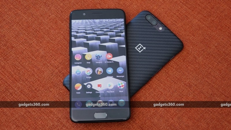 OnePlus 5T Leaked Teaser Highlights the Bezel-Less Display