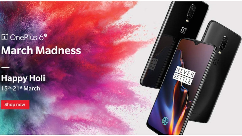 Best option to buy OnePlus 6T in March