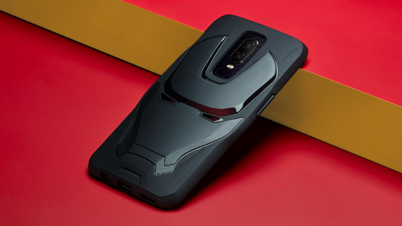 OnePlus 6 Marvel Avengers Limited Edition Goes on Sale in