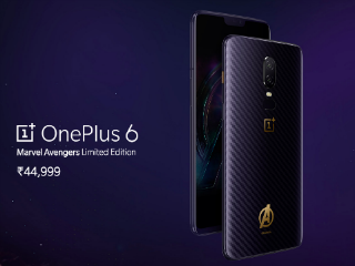 OnePlus 6 Marvel Avengers Limited Edition Goes on Sale in India Today: Where to Buy, Price, Offers, and More