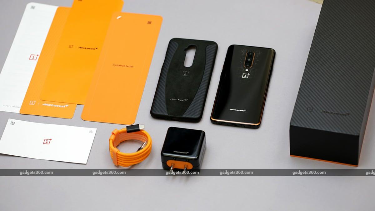 OnePlus 7T Pro McLaren Edition bundle oneplus