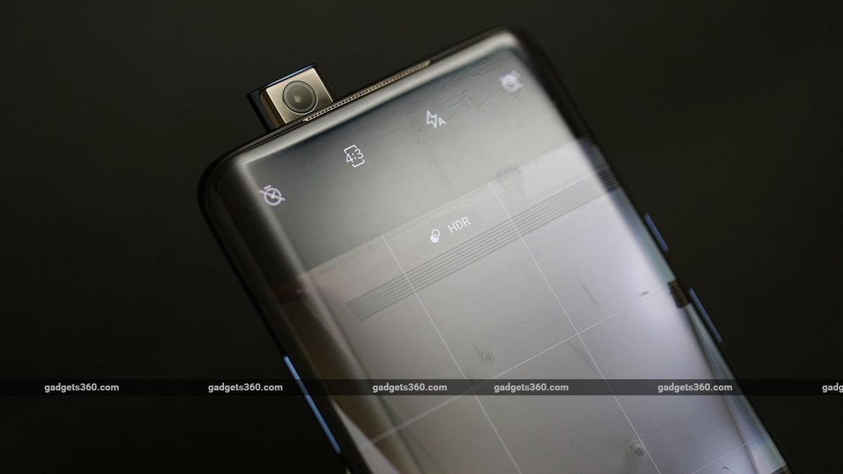 OnePlus 7T Pro alert popup cam oneplus