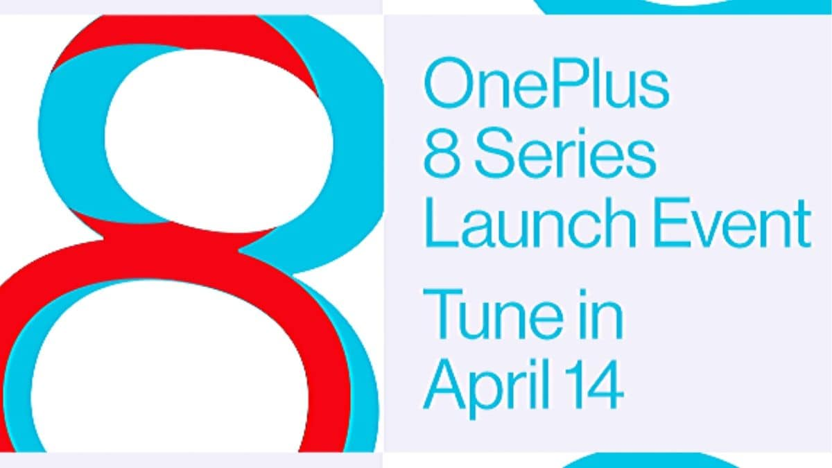 OnePlus 8 Series to Launch on April 14, Will Feature 5G Support, 120Hz Display