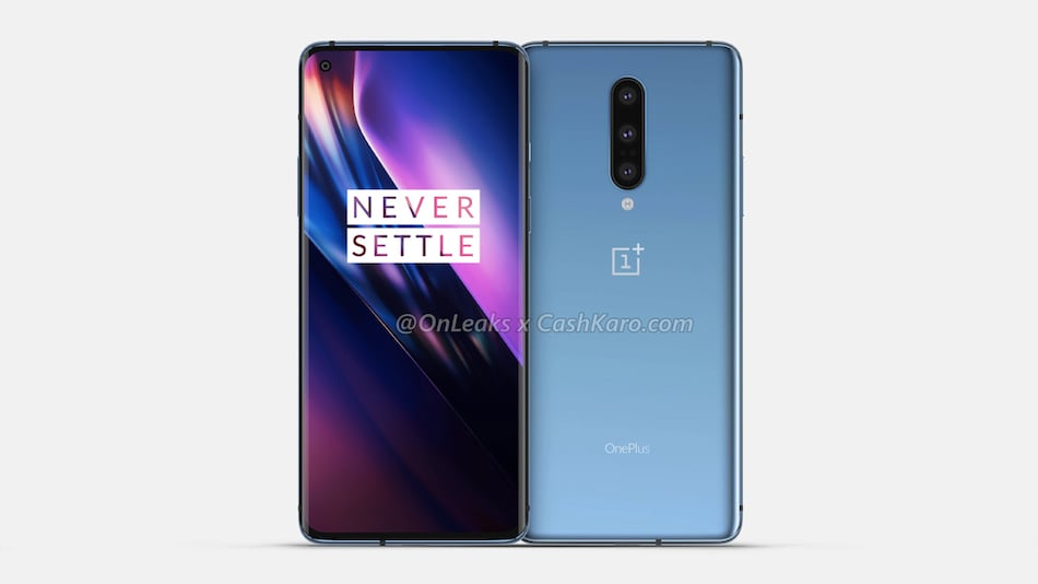 OnePlus 8 Specifications Surface in a Purported Geekbench Listing