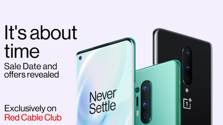 OnePlus 8 Pro, OnePlus 8 to Go on Sale in India Starting May 29, Amazon Special Sale on May 18