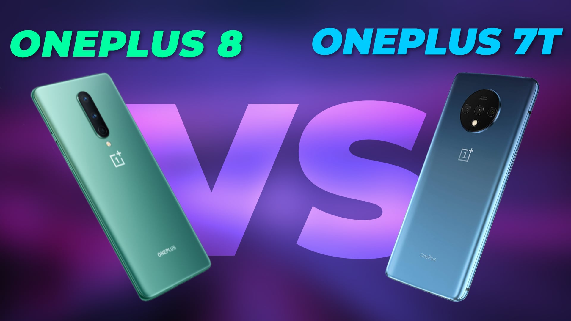 OnePlus 8 vs OnePlus 7T: Is OnePlus 8 Worth Rs. 7,000 More Than OnePlus 7T?