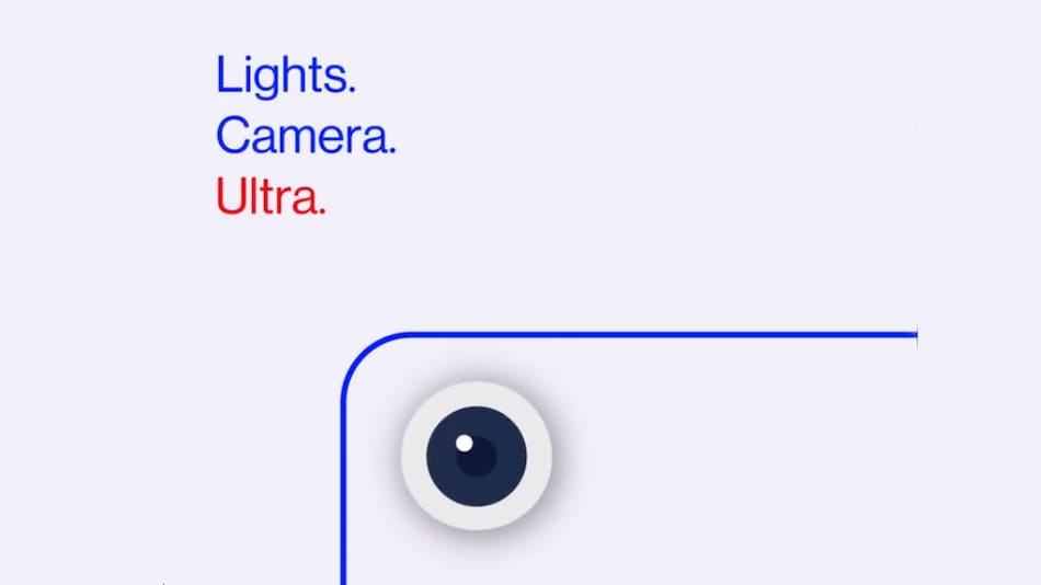 OnePlus 8T 'Ultra' Front Camera Feature Teased in Video