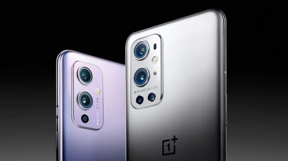 OnePlus 9, OnePlus 9 Pro Getting OxygenOS 11.2.2.2 Update With March 2021 Security Patch in India