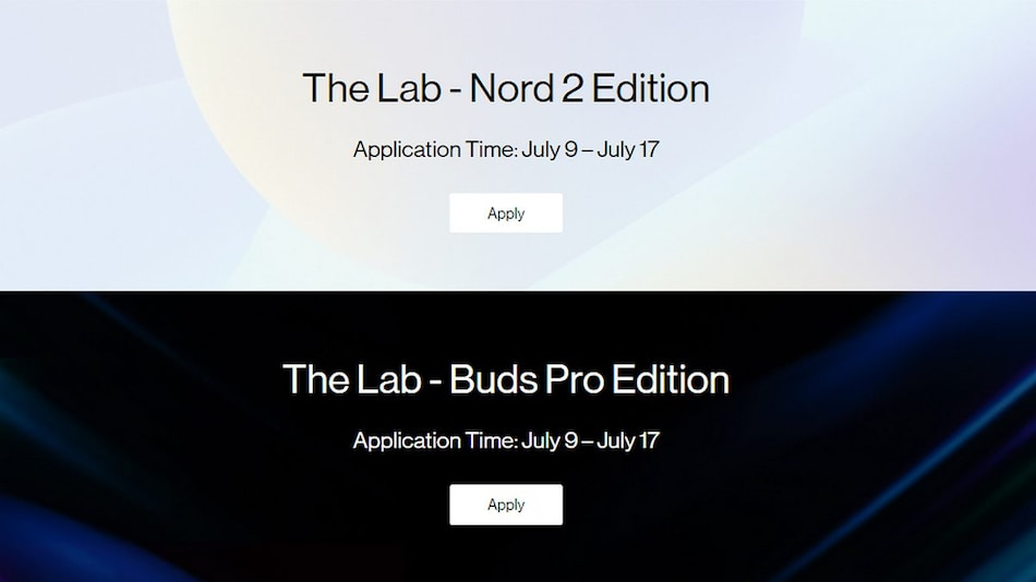 OnePlus Buds Pro, OnePlus Nord 2 5G Head to The Lab Giving 10 People Chance to Review Them: How to Participate