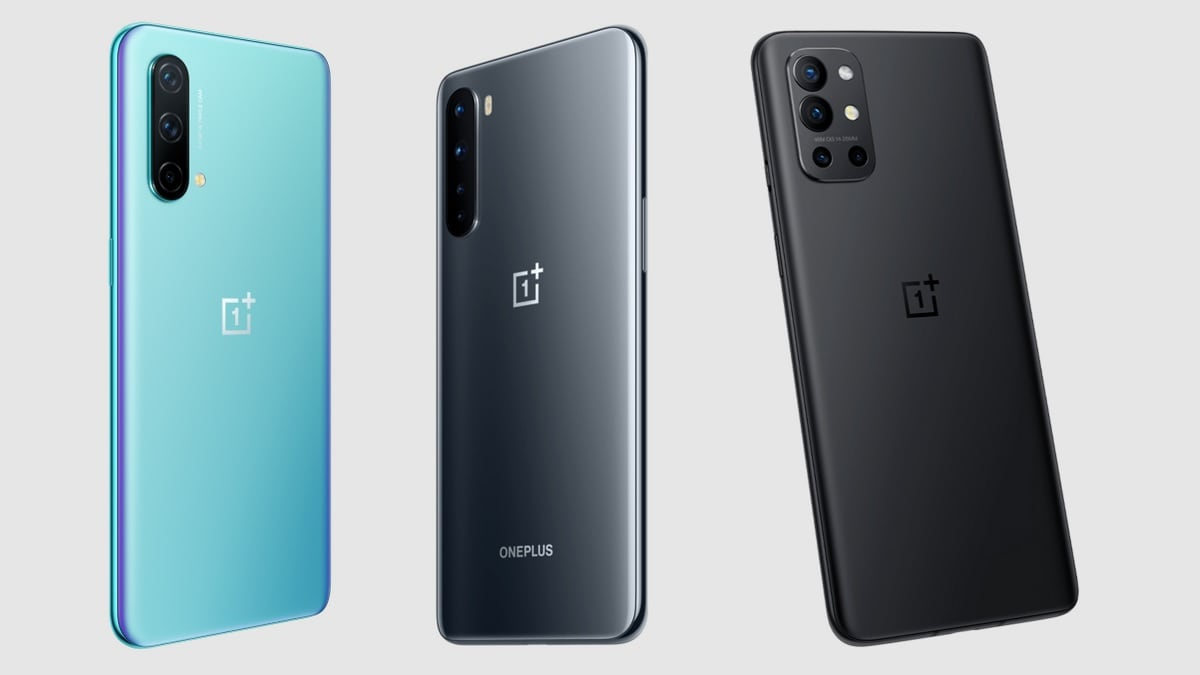 OnePlus Nord CE vs OnePlus Nord vs OnePlus 9R: What's the Difference?