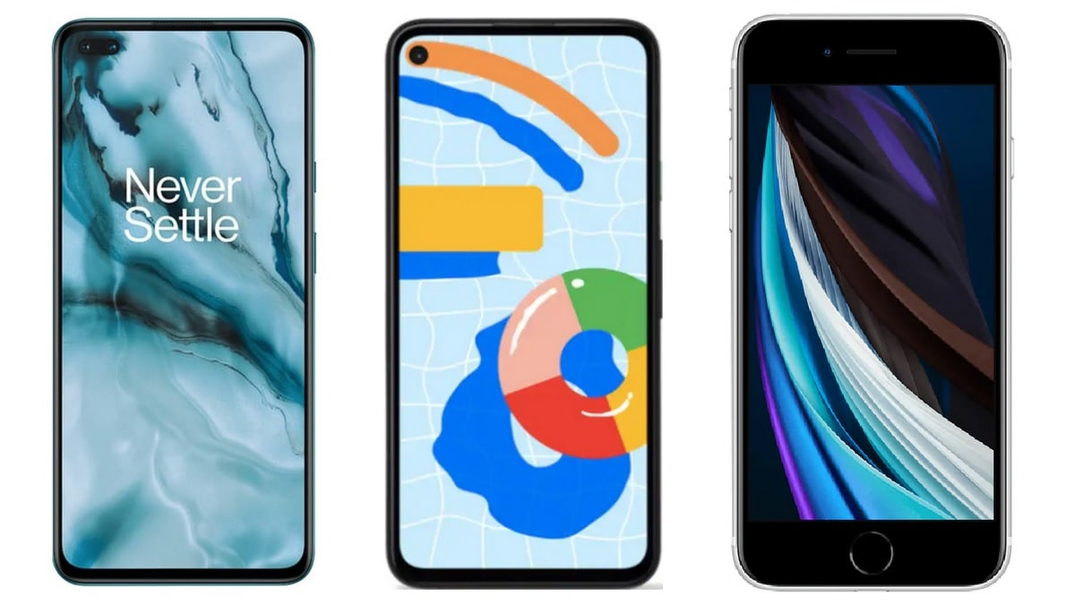 OnePlus Nord vs Pixel 4a vs iPhone SE (2020): What's the Difference?