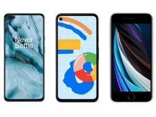 OnePlus Nord, Google Pixel 4a और iPhone SE (2020) में कौन बेहतर?