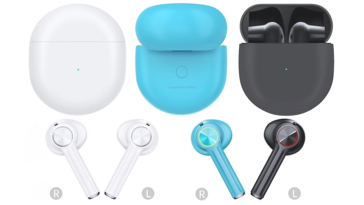 OnePlus Buds to Come in Black, Blue, and White; First Look at Charging  Case: Report | Technology News