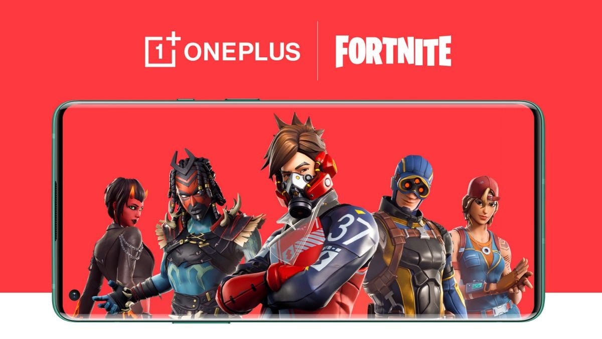 OnePlus Announces Partnership With Epic Games; Fortnite Now Runs at 90FPS on OnePlus 8 Series