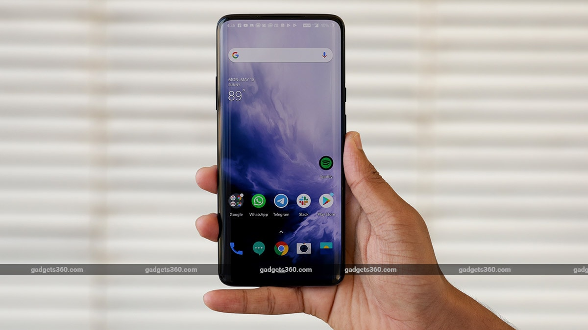 OnePlus 7 Pro Start Receiving OxygenOS 9.5.11 Update With August Android Security Patch, Optimised Adaptive Brightness, More