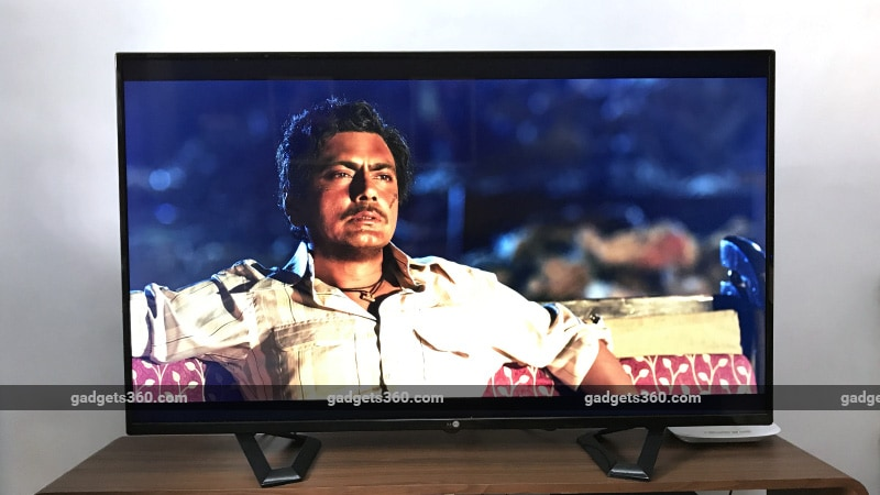 Daiwa D55UVC6N 55-Inch 4K Smart LED TV Review