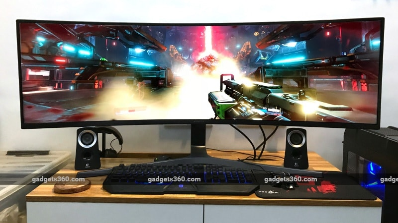 Samsung CHG90 49-Inch Curved QLED Gaming Monitor Review