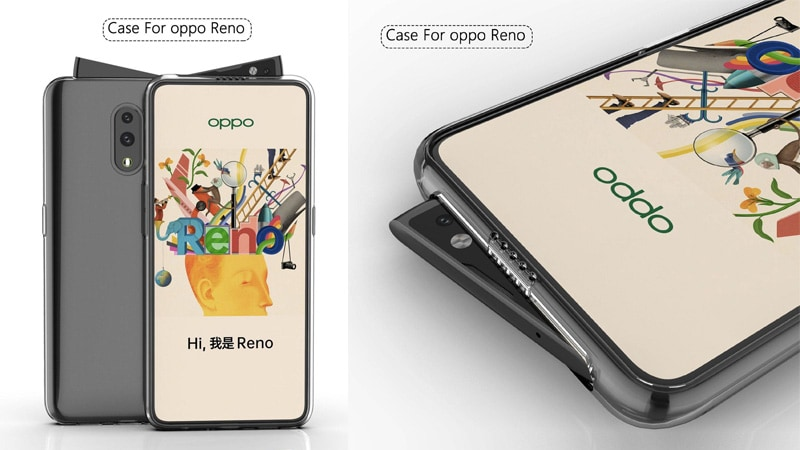 Oppo Reno TENAA Listing Tips Specifications, Video Details Periscope Camera Design
