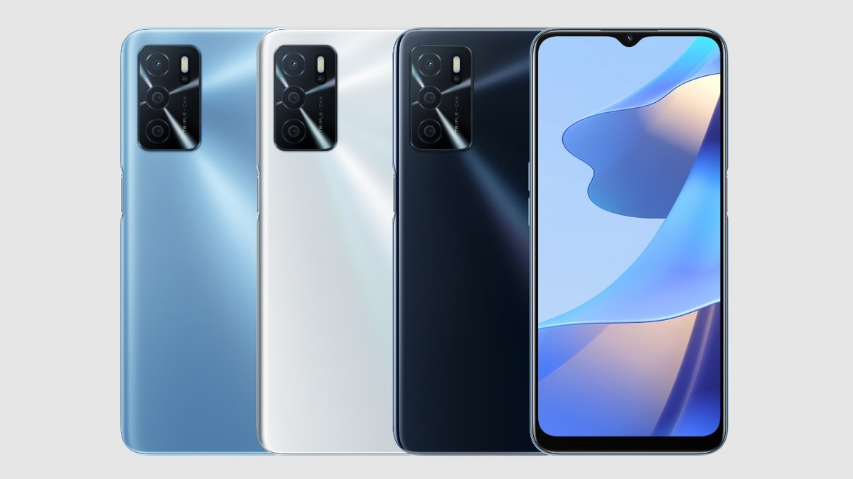 Oppo A16 With MediaTek Helio G35 SoC, Triple Rear Cameras Launched: Price,  Specifications | Technology News