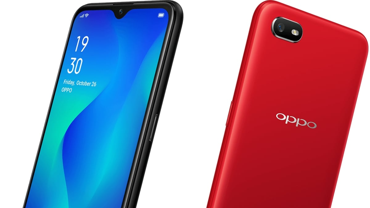 Oppo A1k With 4,000mAh Battery, 8-Megapixel Camera, Helio P22 SoC Launched: Price, Specifications