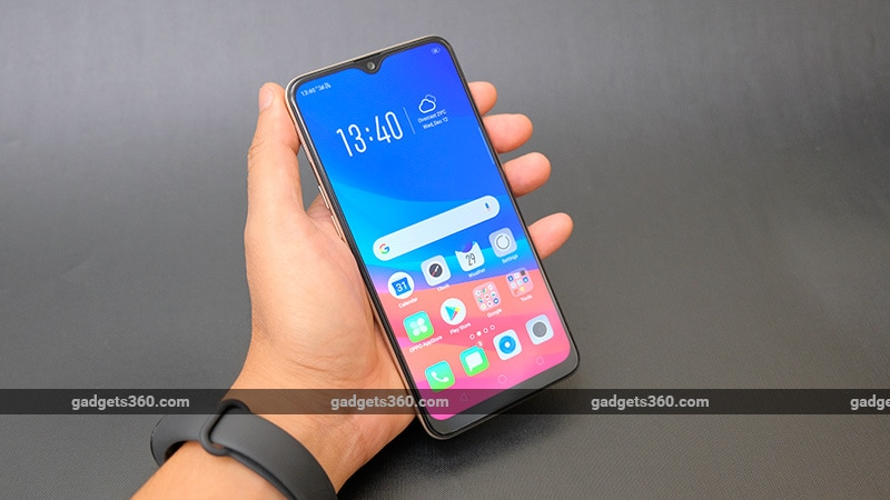 Oppo A7 Review