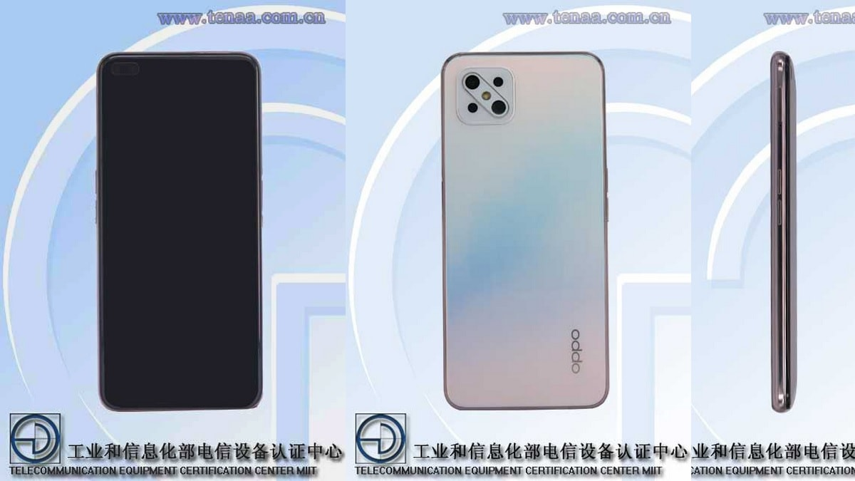 Oppo A92s Specifications Tipped, Expected to Come With Up to 12GB RAM and Dual Front Cameras