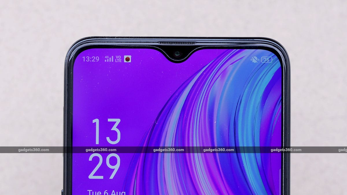 Oppo A9 Display Notch Oppo A9 Review