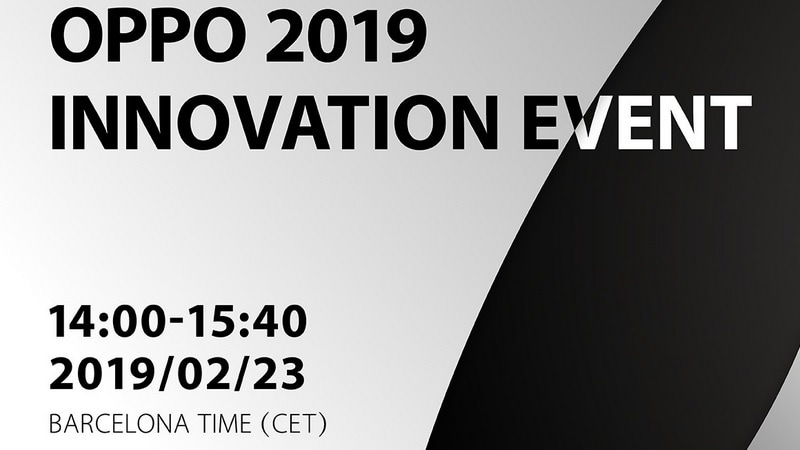Oppo Schedules February 23 Event Ahead of MWC 2019, 10x Optical Zoom Smartphone Expected