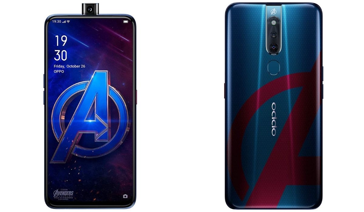 OPPO Unveils Marvel Avengers Endgame Limited Edition Smartphone Today