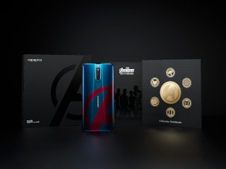 Oppo F11 Pro Avengers Edition With Bundled Captain America Case Launched in India: Price, Specifications