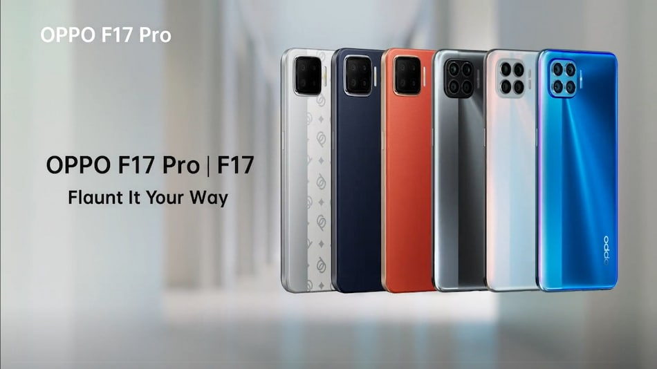 Oppo F17 Pro, Oppo F17 Launching in India Today: How to Watch Live Stream, Expected Price, Specifications