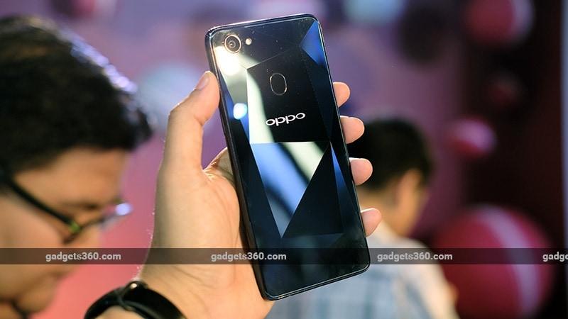 Oppo F7 के 'पावरफुल' वेरिएंट की बिक्री भारत में 21 अप्रैल से