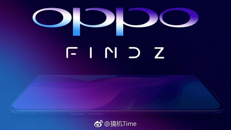 Oppo Find Z Trademark Application Tips Name of Company's Next Flagship