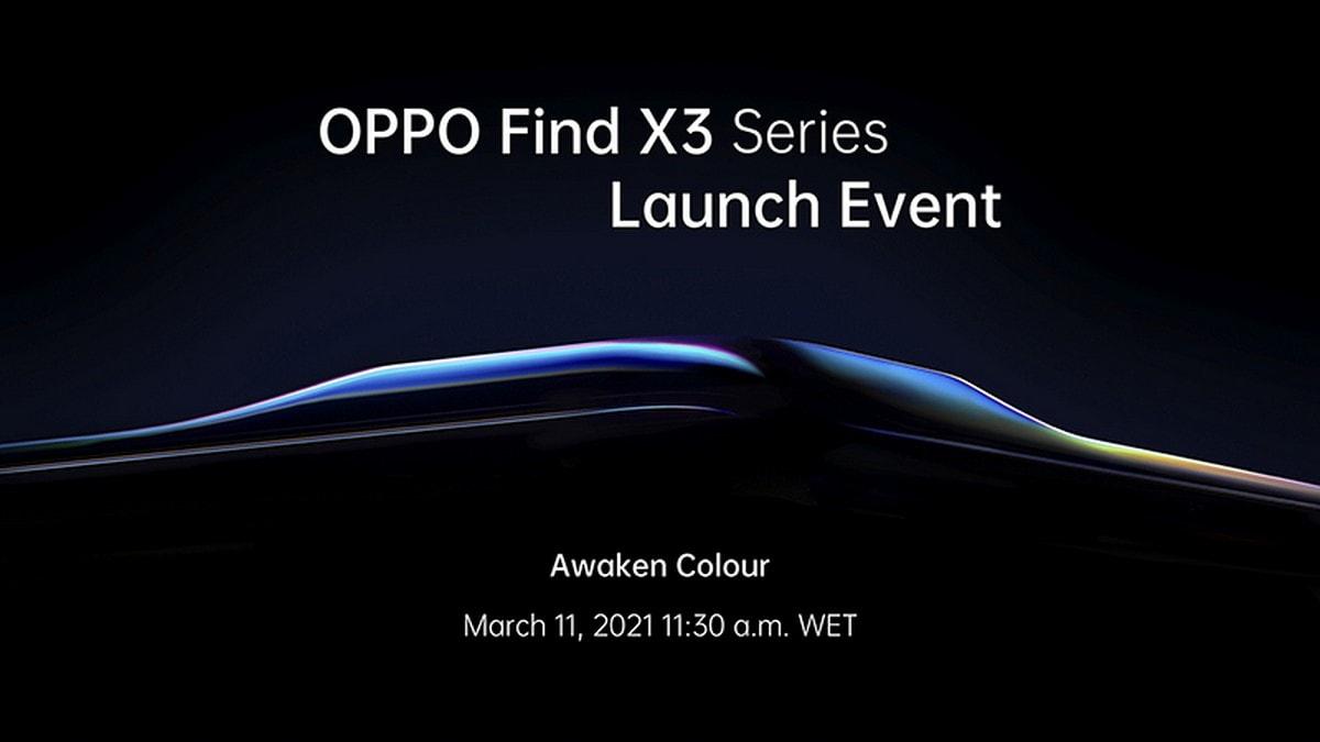 11 मार्च को ग्लोबली लॉन्च करने के लिए ओप्पो फाइंड एक्स 3 प्रो विद स्नैपड्रैगन 888 SoC