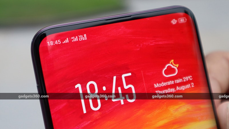 Oppo Find X Network Oppo Find X Review