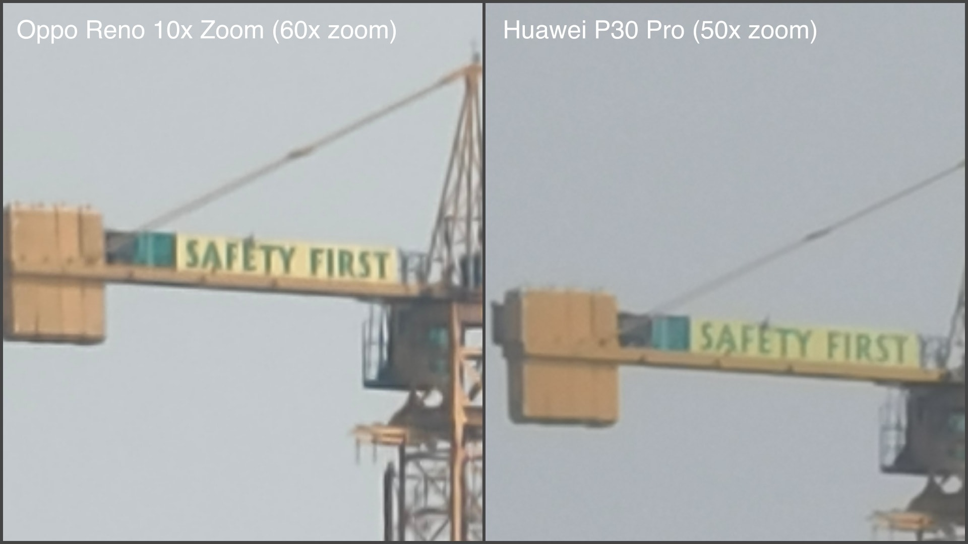 Huawei P30 Pro vs Oppo Reno 10x Zoom: The Battle of the