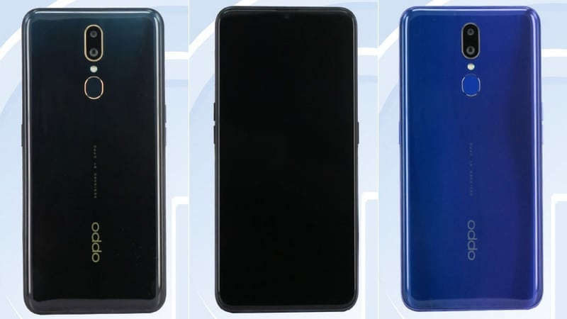 Oppo Reno Leak Shows Triple Rear Cameras, Oppo Reno Lite Allegedly Spotted on TENAA