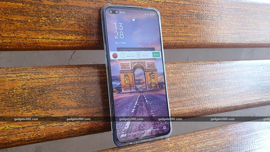 Oppo Reno 3 Pro Price in India Cut Once Again, Now Starts at Rs. 27,990