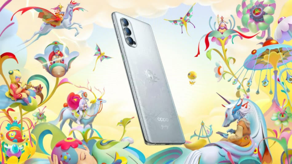 Oppo Reno 4 Pro Artist Limited Edition With 12GB RAM Launched: Price, Specifications