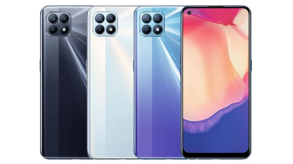 Oppo Reno 4 SE With MediaTek Dimensity 720 SoC, 65W Fast Charging Launched: Price, Specifications